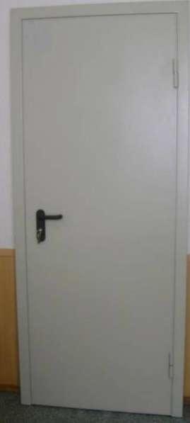 """Изготовление и монтаж металлических двер """"ГРАД"""""""