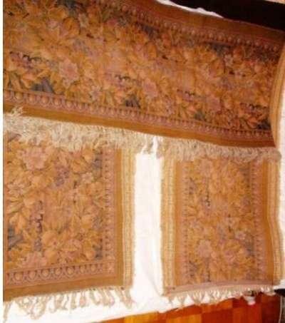 19 век гобелен шторы для дверных или