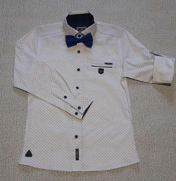 Рубашка детская нарядная