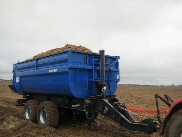 Прицеп тракторный Тонар ПТ2