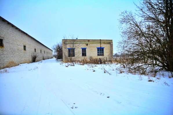 Продам завод по переработке молока,пл.782м2, аг.Старый Сверж в