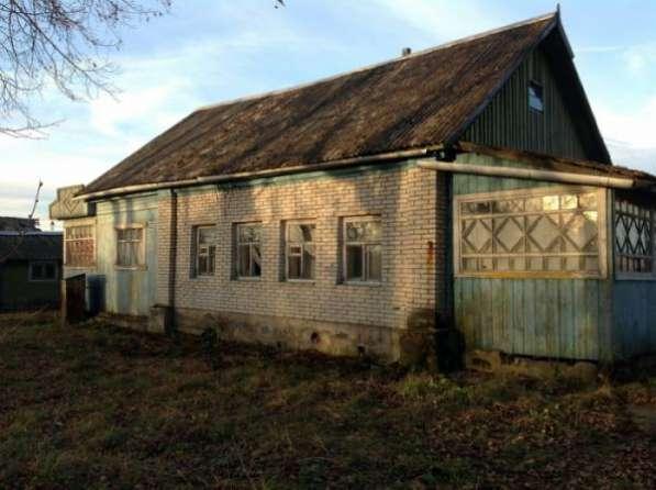 Продается дом с участком 30 соток в п. Дровнино, Можайский район, 146 км от МКАД по Минскому шоссе.