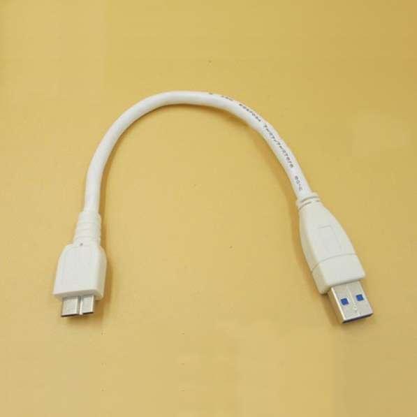 Кабель USB 3.0 - microUSB 3.0 20см