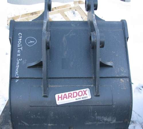 Ковш усиленный 1,5 куб для Hyundai R320LC-7, R330LC-9S