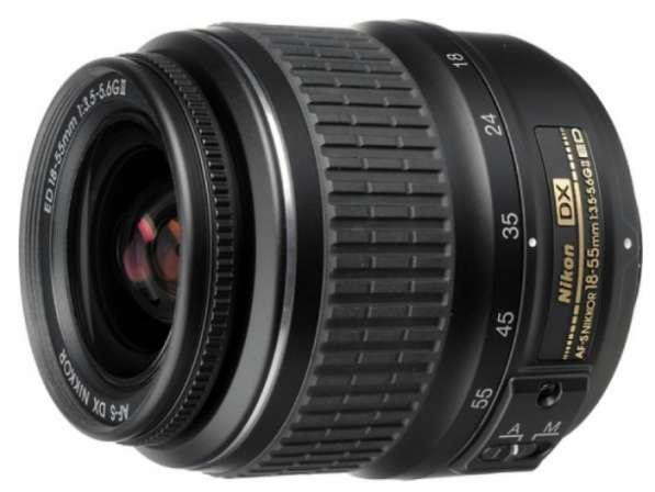 Nikon 18-55mm 13.5-5.6G VR AF-S DX Nikkor