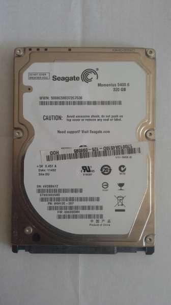 Продам Жесткий диск Seagate 320 Gb