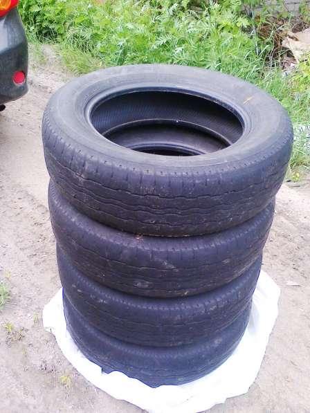 Шины Bridgestone Dueler R17