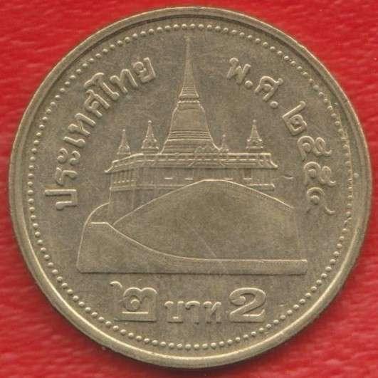 Таиланд 2 бат 2011 г.