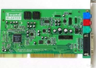 Куплю Звуковая карта Sound Blaster (ISA)