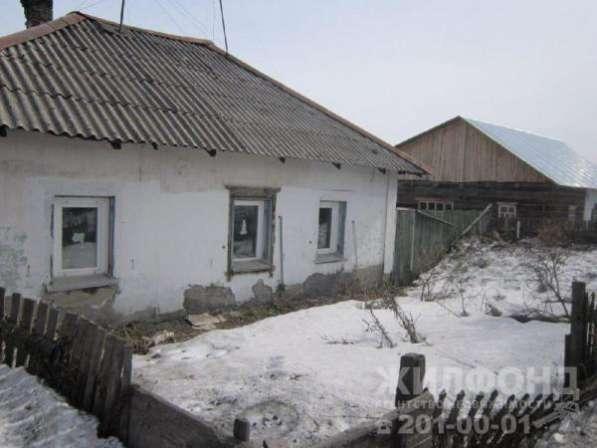 дом, Новосибирск, Циолковского, 46 кв.м.
