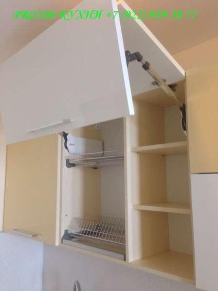 Кухонные гарнитуры по Вашим размерам в Кирово-Чепецке фото 3