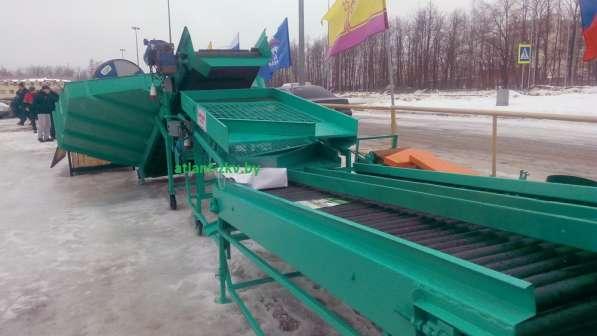 Картофелесортировка «Картберг» М 620 в Свердловской области