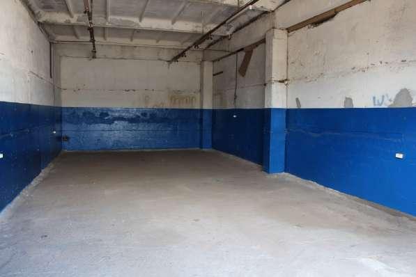 Здание гаража профилактического в Могилеве