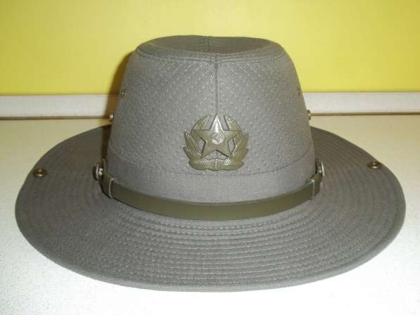Ферганка -легендарная армейская Панама