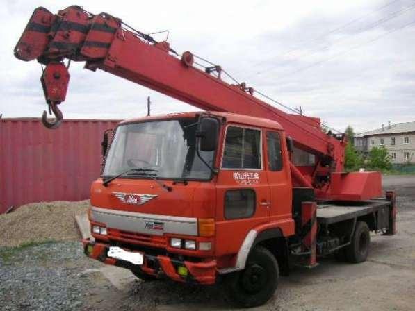 Услуги Аренда Автокрана 5 тонн, 25 тонн. в Екатеринбурге