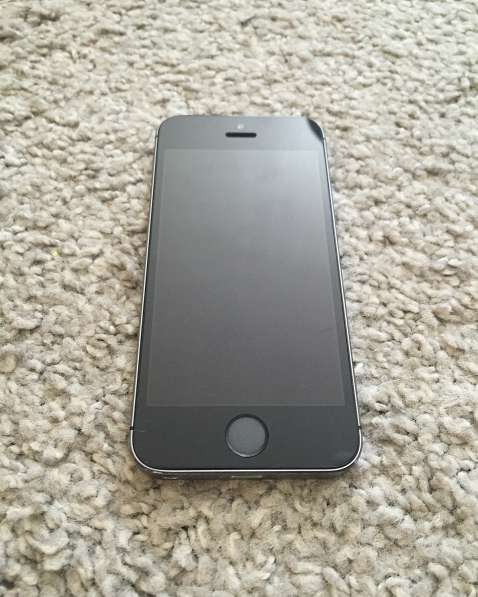 Apple iPhone 5s (Space Gray) 16g