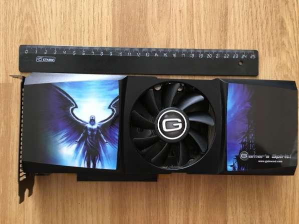 Двухпроцессорная (SLI) Видеокарта Gainward GTX295 1792MB