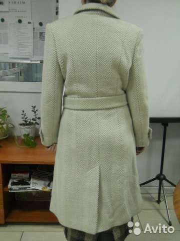 Пальто шерстяное в Батайске