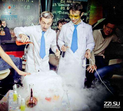 Невероятное праздничное шоу в Могилеве
