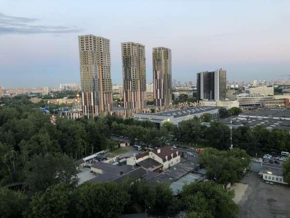 Квартира-студия Посуточно (Водный Стадион) в Москве фото 7