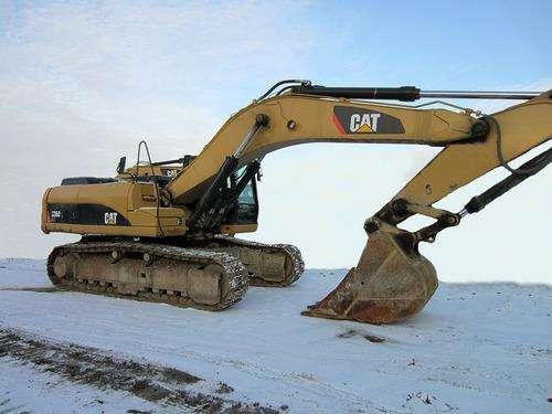 Гусеничный экскаватор CAT 336, 2012 г, 35 тонн, 3400 м/ч