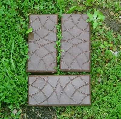 Формы для плитки тротуарной. Доставка