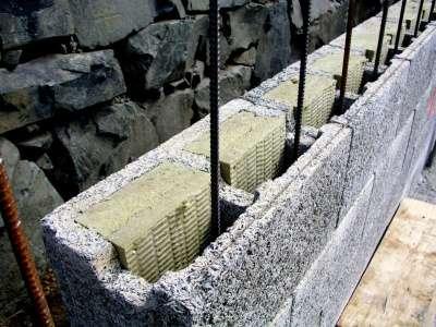 Строительные блоки 500x250x300 Durisol Серия DSi 30/12