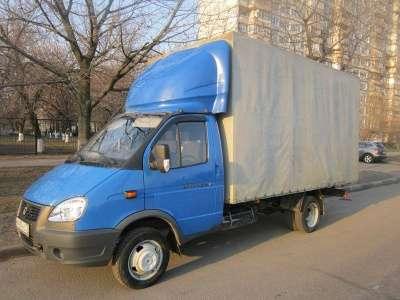 грузовой автомобиль ГАЗ 172424