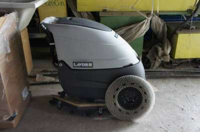 Поломоечная машина Lavor Pro SCL Easy-R 66 B