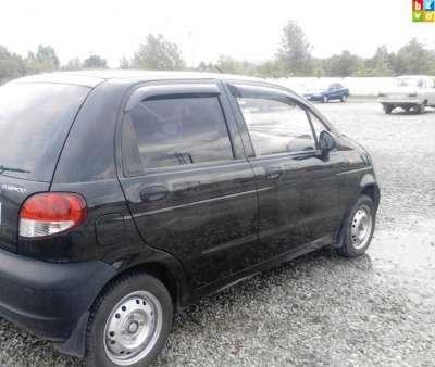 легковой автомобиль Daewoo Matiz