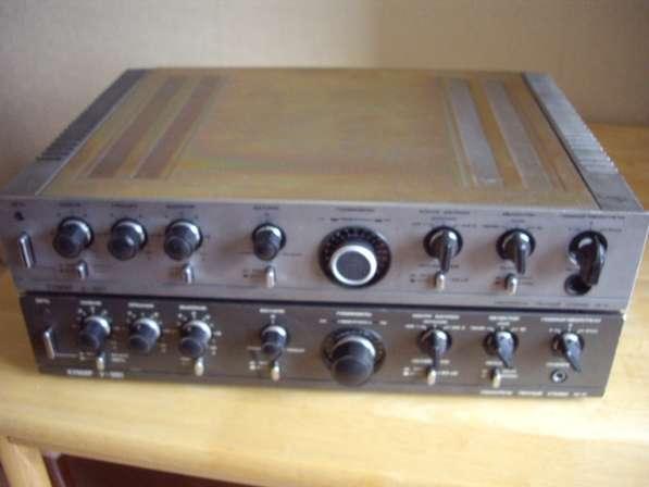 Стереофонический полный усилитель Кумир У-001-стерео