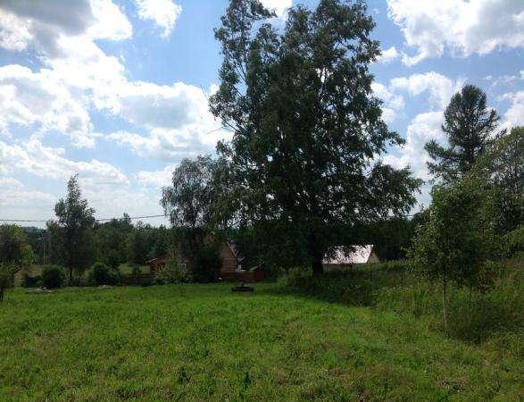 Продается земельный участок 30 соток (под личное подсобное хозяйство) в д. Шваново, Можайский район, 129 км от МКАД по Минскому шоссе.