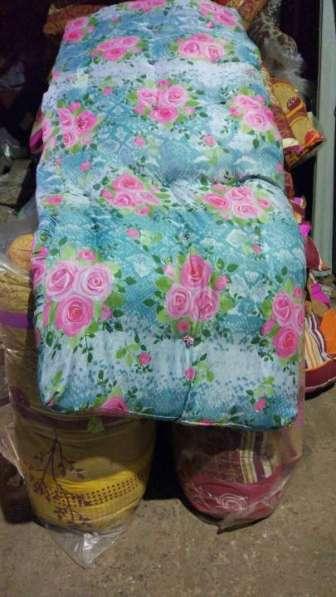 Матрац, подушка, одеяло(комплект) для рабочих, студентов