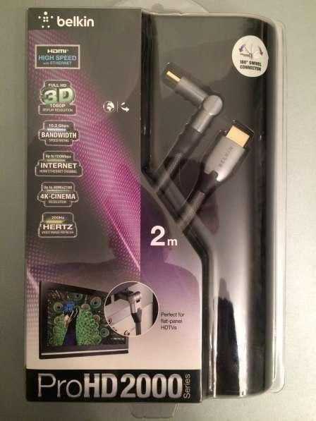 Высокоскоростной кабель HDMI c Ethernet в упаковке