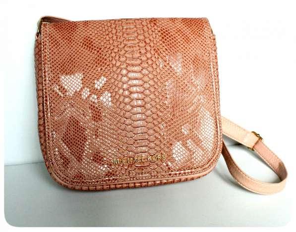 Продаю Новую сумку Michael Kors бежевого цвета