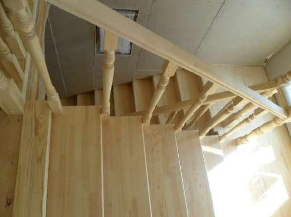 Лестница на второй этаж вашего дома