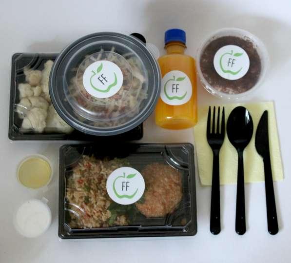 Бизнес по доставке фитнес еды в Москве