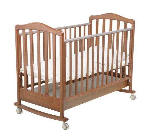 Детская кроватка колесо качалку б/у