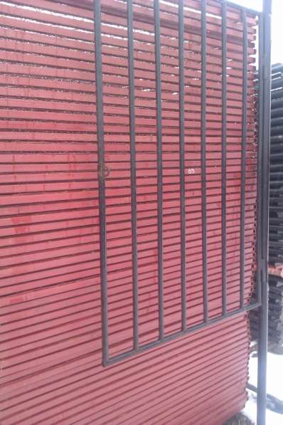 Ворота и калитки в Шатура