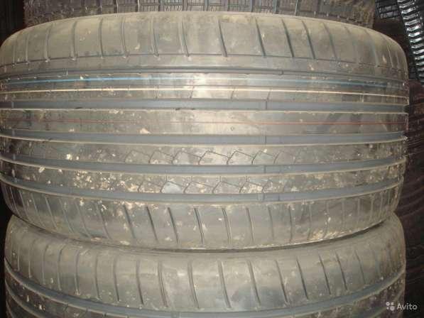 Новые Dunlop 235/55 R19 Sport Maxx GT AO MFS