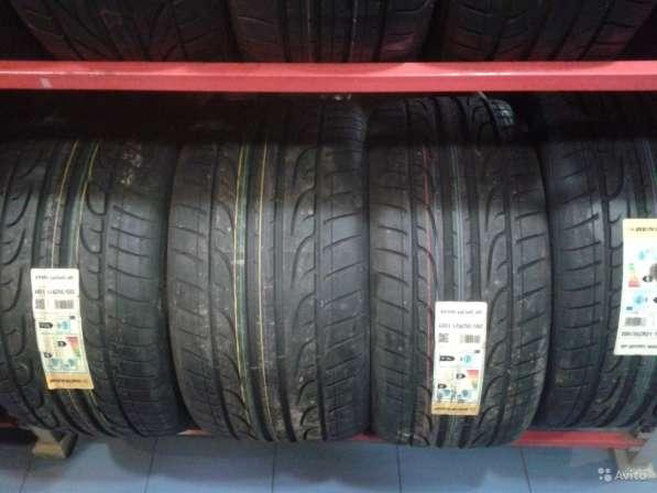 Новые Dunlop 245 45 R18 SP SportMax 96Y