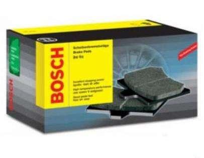 Колодки задние Bosch (Audi/Porsсhe) дисковые