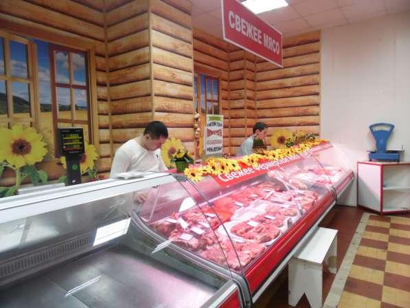 Сдам мясной отдел в продуктовом магазине
