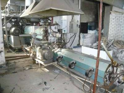 Оборудование для переработки пластмасс Polimech