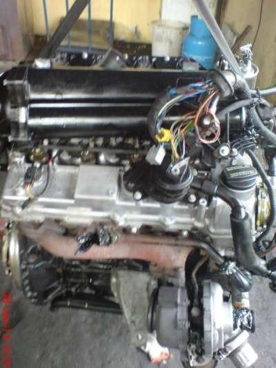 Автозапчасти Мерседес Спринтер двигатель 611981