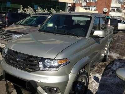 внедорожник УАЗ Pickup