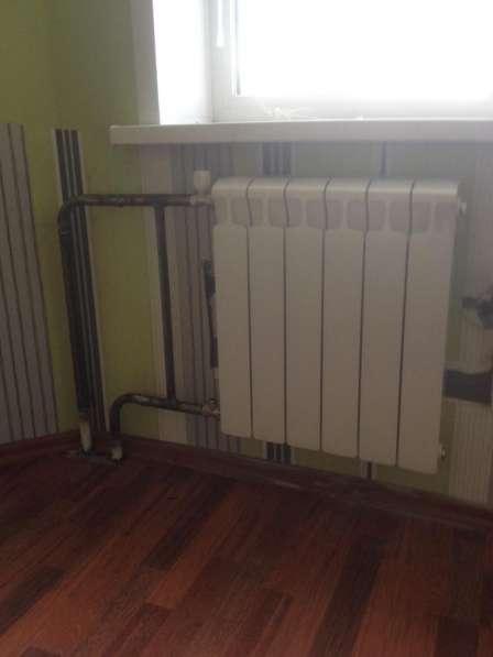 Устновка, замена радиаторов со сваркой в Новосибирске фото 3