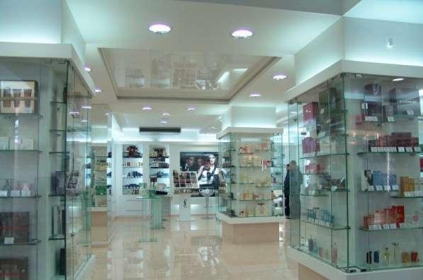 Капитальный ремонт торговых комплексов, супермаркетов в Омске