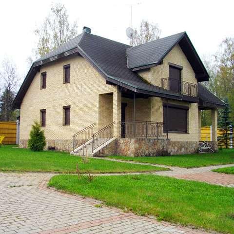 Современный коттедж 313 кв. м на 17 сотках ИЖС в Рощино
