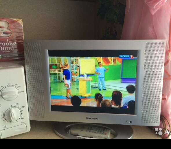 LCD телевизор daewoo DSL-15D